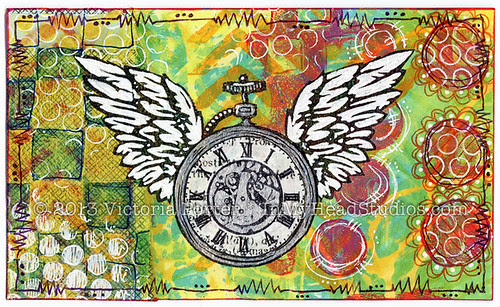 """""""Time Flies"""" ICAD : 6-28-13"""