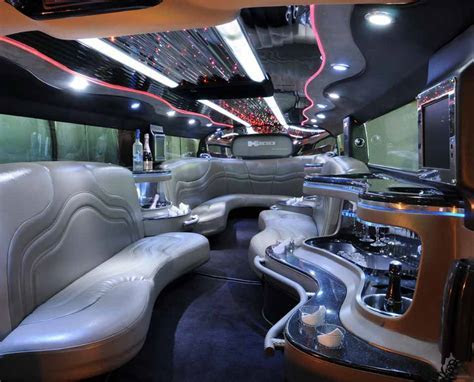 American Luxury Limousine SUV?s