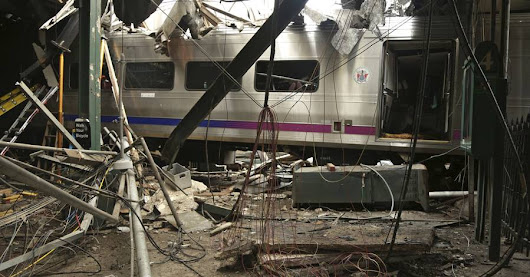 Investigators Say Sleep Disorders Likely Caused N.J., Brooklyn Rail Crashes - WSJ