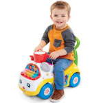 Fisher-Price 39988 Little People Ultimate Music Parade Ride-On, White