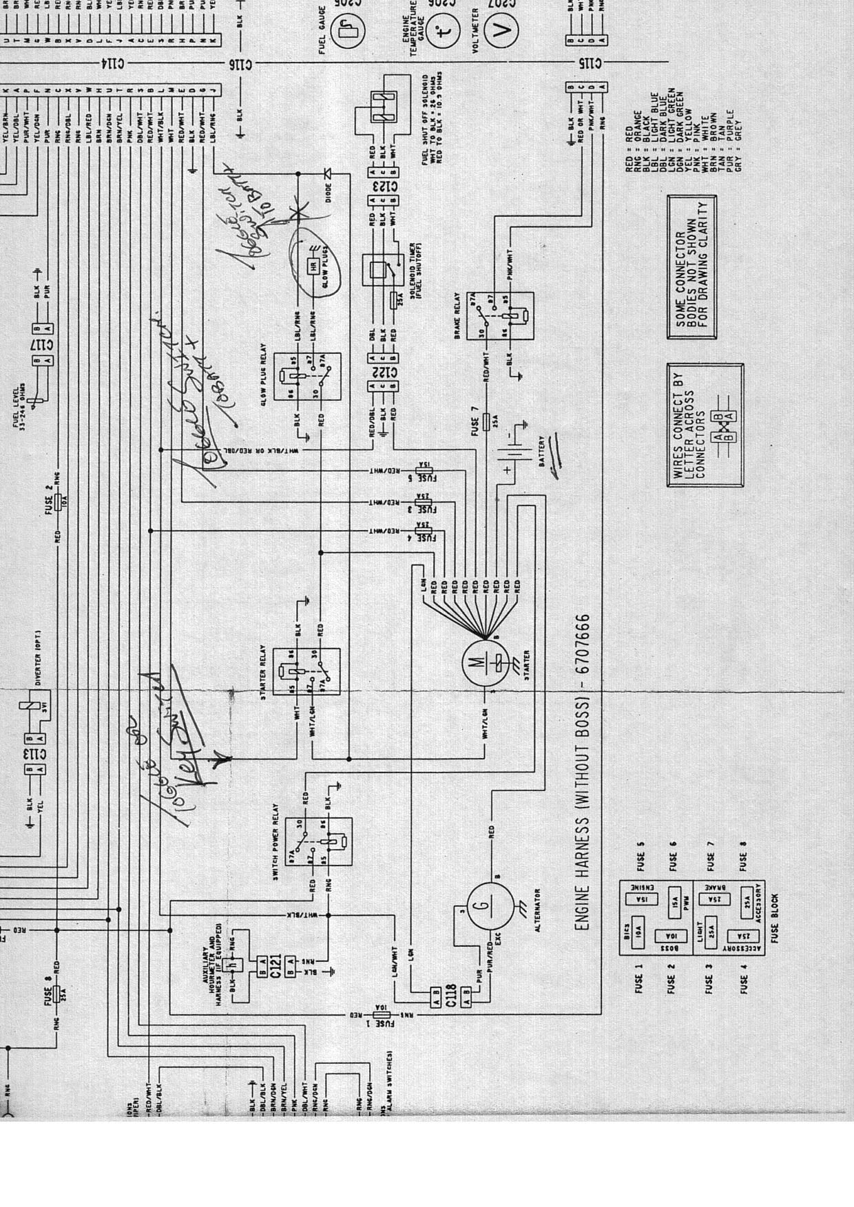 55 Lovely Kubota Starter Wiring Diagram
