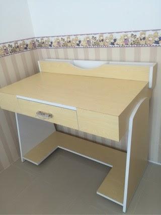 meja kantor hpl minimalis - design rumah minimalisss