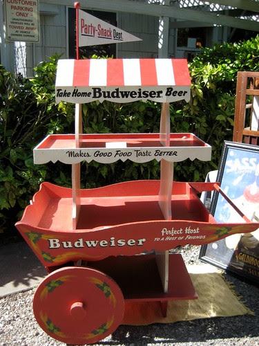 Budweiser Cart