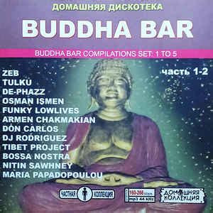 buddha bar compilations set    chast    mp