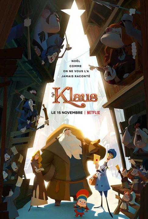 Klaus : Affiche