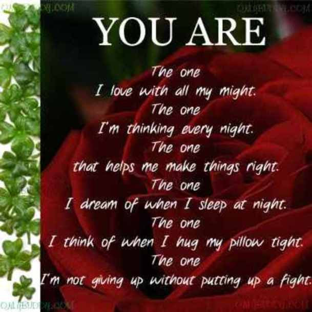 Heart Touching Love Poems for Him - Freshmorningquotes