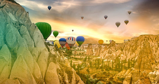 Marmaris Cappadocia Tour | 2 Days - 3 Nights | Mares Travel