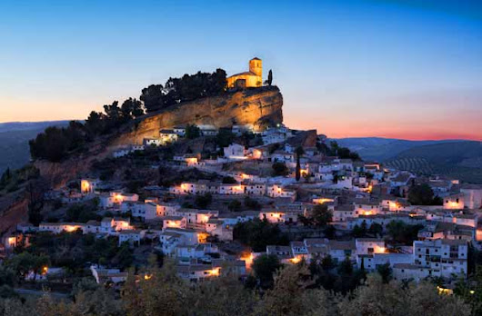 Granada villages, enjoy the most beautiful villages in the Granada province