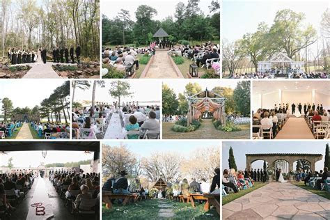 10 Amazing Places to Get Married In East Texas   AlexM