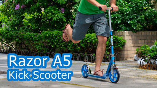 Is The Razor A5 Lux The Best Value Adult Kick Scooter?