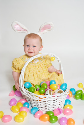 30 Easter Basket Ideas For Babies And Toddlers