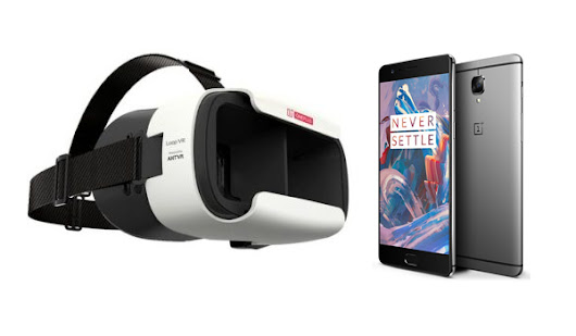 OnePlus 3 and Loop VR giveaway – VR Monthly (October 2016)
