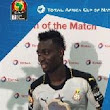 AFCON 2017: Atsu named Man of the Match in Ghana's 1-0 win over Uganda –