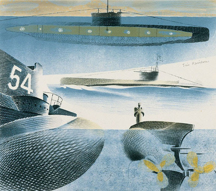 Different Aspects of Submarines, 1941