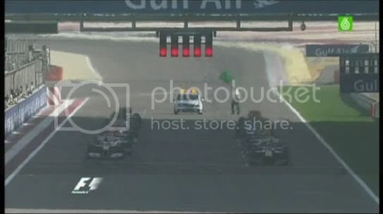 GP Bahrein 2010