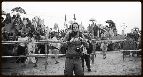 Photographers Of The Maha Kumbh by firoze shakir photographerno1