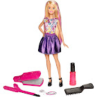 Barbie D I Y Crimps Curls Doll
