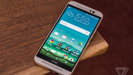 HTC's One M9 is more of a repeat than a sequel