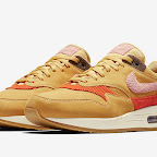 0c631063bbfb Nike Air Max 1 Wheat Gold Rust Pink CD7861-700 Release Date