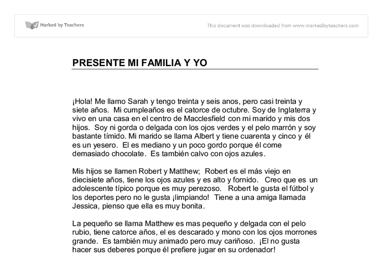 write my essay for me cheap in spanish