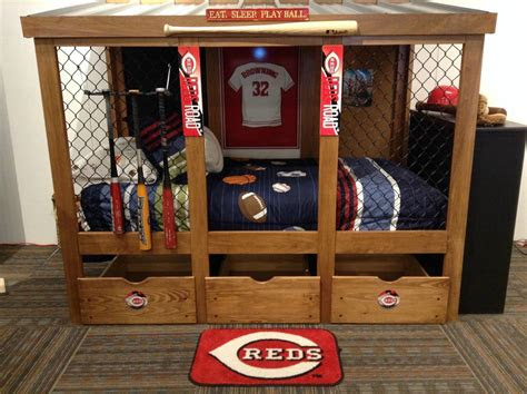 baseballdugoutbedroomdesigns  thought  rope