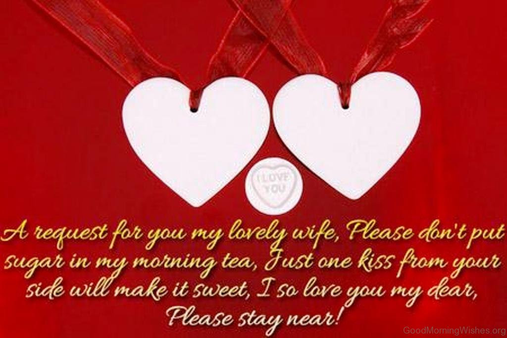 6 Good Morning Love Messages To Wife