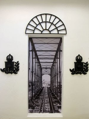 Museu do Trem conta história da arquitetura do ferro em Pernambuco (Foto: Divulgação / Secretaria de Cultura de Pernambuco)