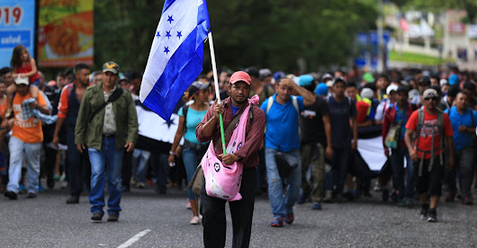 Caravan Activists Are Weaponizing Poor Central Americans