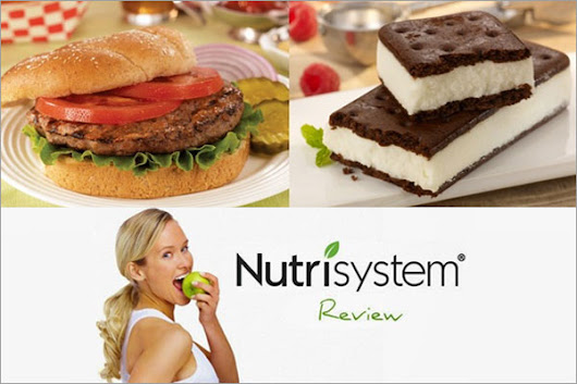 Lose 1-2 Lb. Per Week with Nutrisystem | Freebies Joy
