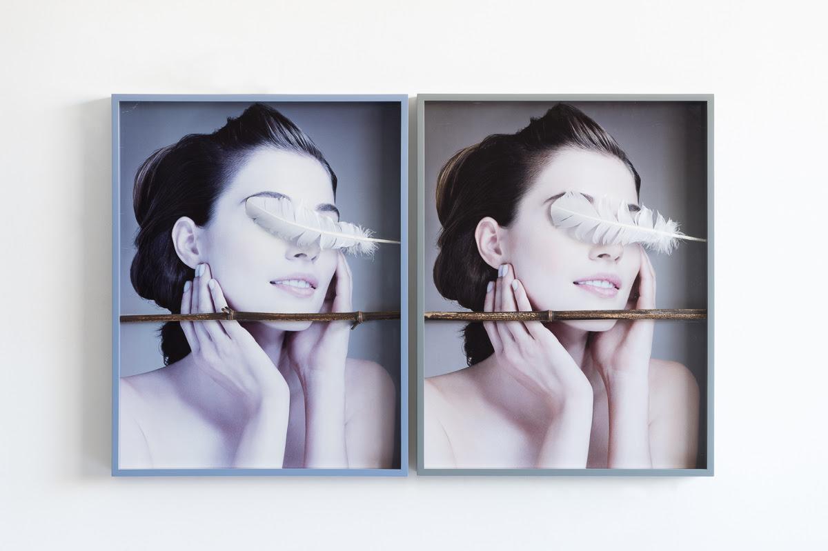 Gabriele Beveridge - Collage avec qui