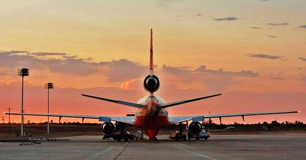 TANKER 910 Sunset