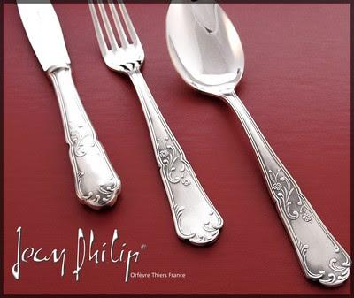 Jean Philip flatware | French flatware by Jean Philip| Laguiole