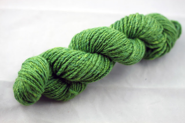 Cable-plied Merino from Gale's Art