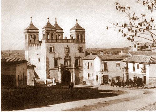 Puerta del Cambrón, Toledo, España
