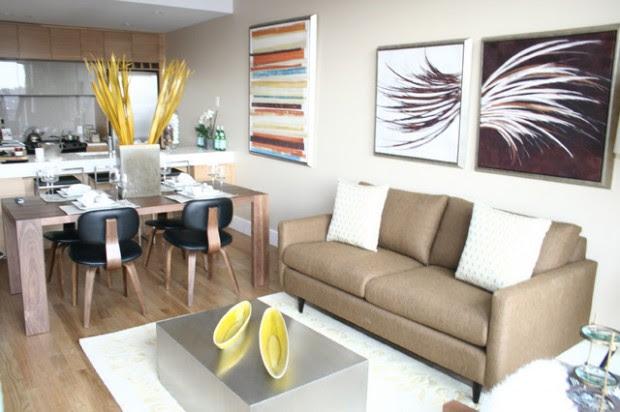 Modern Condo Living Room Design Ideas