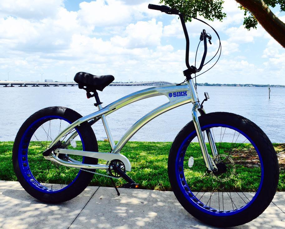 Bike Pic Sikk Electric