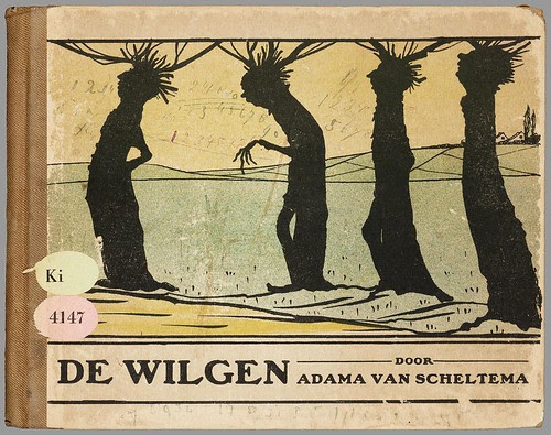 De wilgen by Adama van Scheltema, illustrated by Rie Cramer, 1918