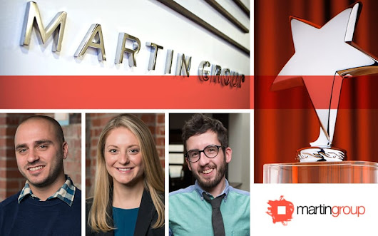 The Martin Group Promotes Rick Calzi, Jillian Gallagher, Andrew Henesey - The Martin Group