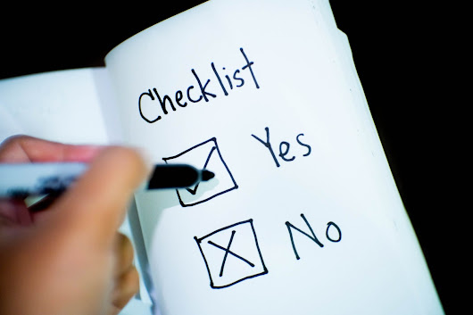 Website Redesign Checklist - Web Design Company Montreal