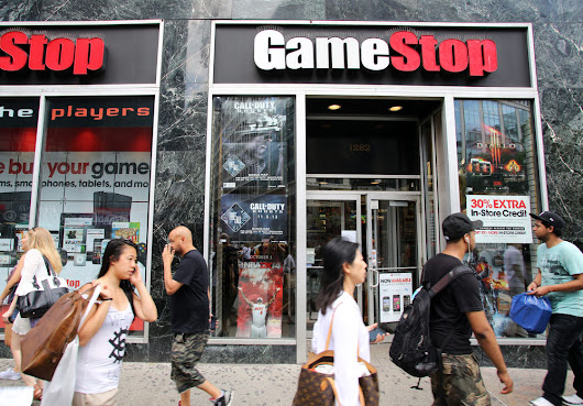 GameStop Has Become Too Cheap To Ignore - GameStop Corp. (NYSE:GME) | Seeking Alpha
