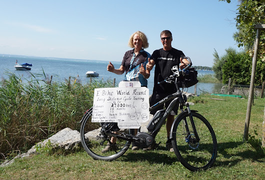 Mission Accomplished for Stage One of the E-Bike Cycle Tourists Journey - E-Bike Cycle Tourists