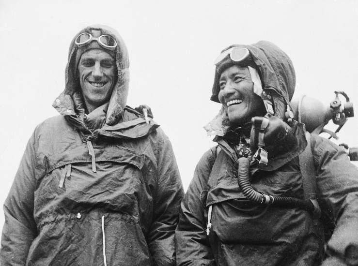 El Everest, de aniversario
