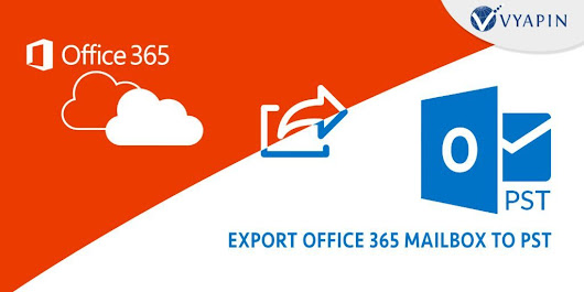 How to Export Office 365 Mailbox to PST?