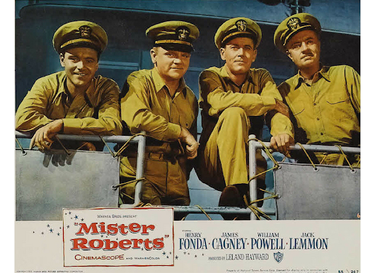 Actors in Uniform: From Lieutenant Henry Fonda to Mister Roberts | The National WWII Museum | New Orleans