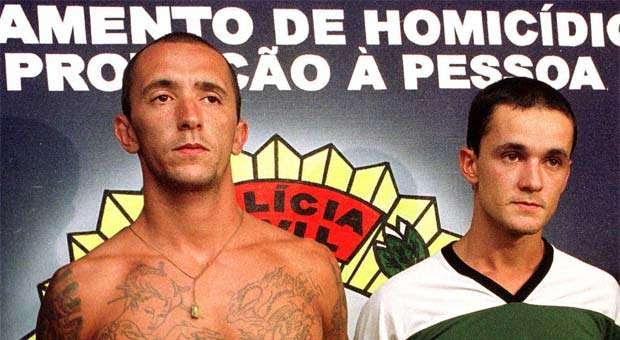 Daniel e Cristian Cravinhos de Paula e Silva vão passar para o regime semiaberto (AGLIBERTO LIMA/AE  )