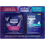 Crest 3D White 14 Advanced Vivid Pouches and 2 2-Hour Express Treatments