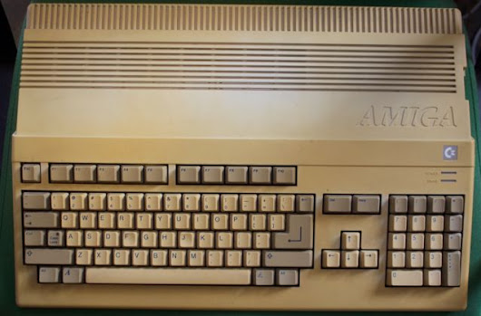 Powering up the past: Ars goes hands-on with the Amiga 500 | Ars Technica