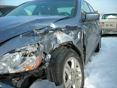 Honda Accord 2007 Damage 2