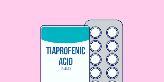 How Does Tiaprofenic Acid Work? - MedicineHow