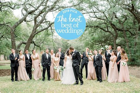 WINNER OF THE KNOT BEST OF WEDDINGS 2019   amyodom.com